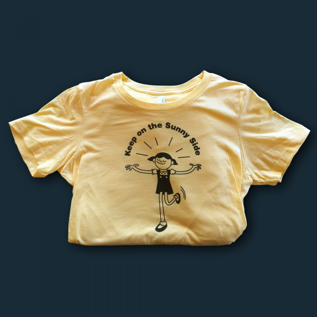 Print now - Riot later ● Women T-Shirt Keep on the sunny side