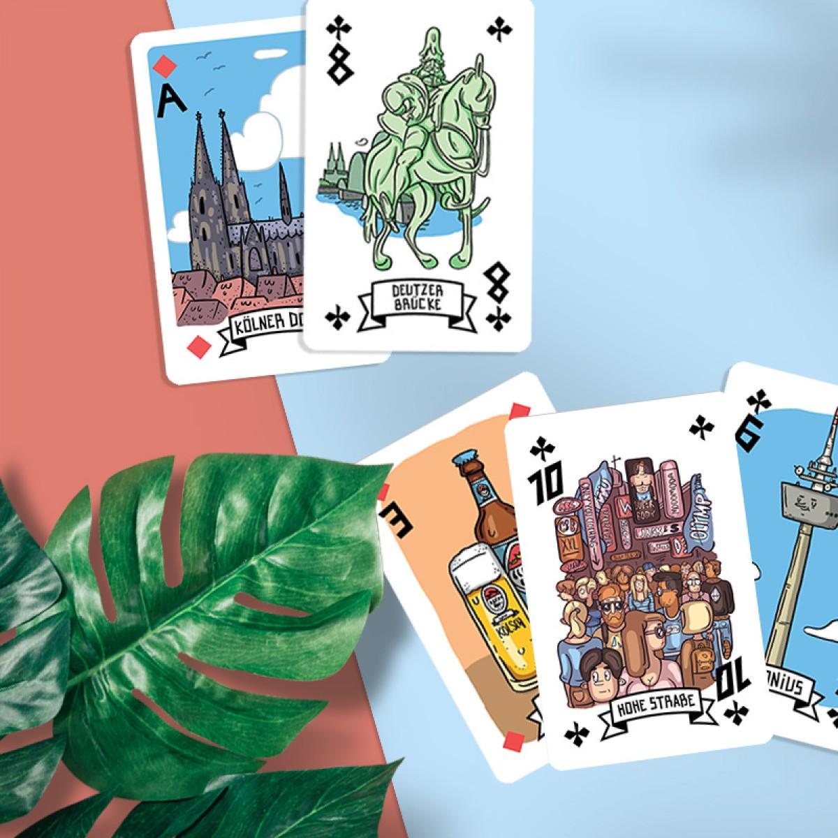 Köln Kartenspiel