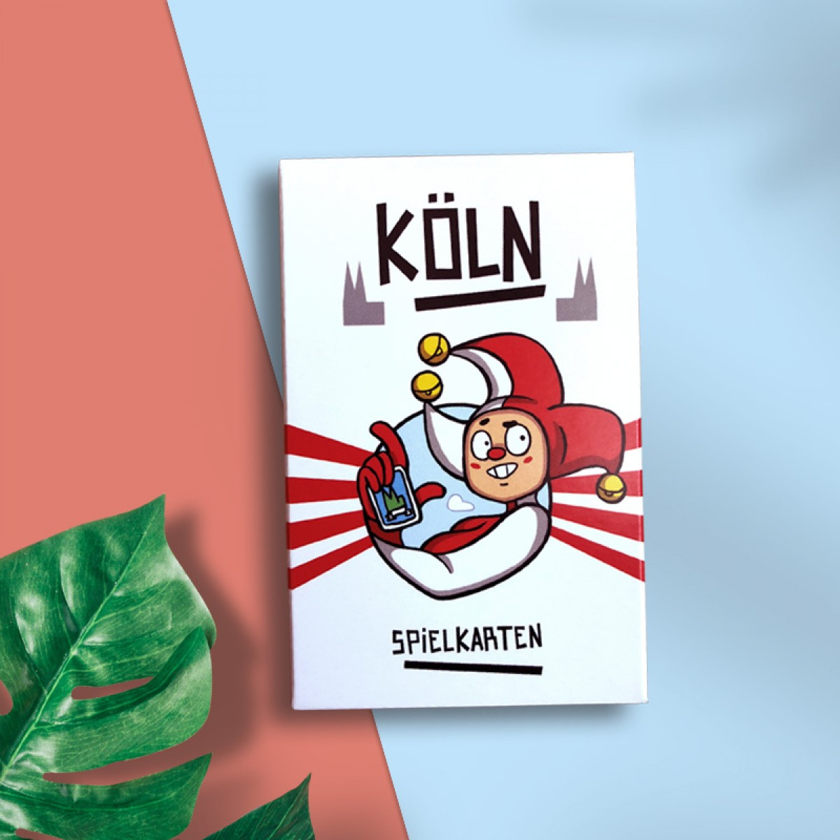 Stadtliebe® | Köln Kartenspiel
