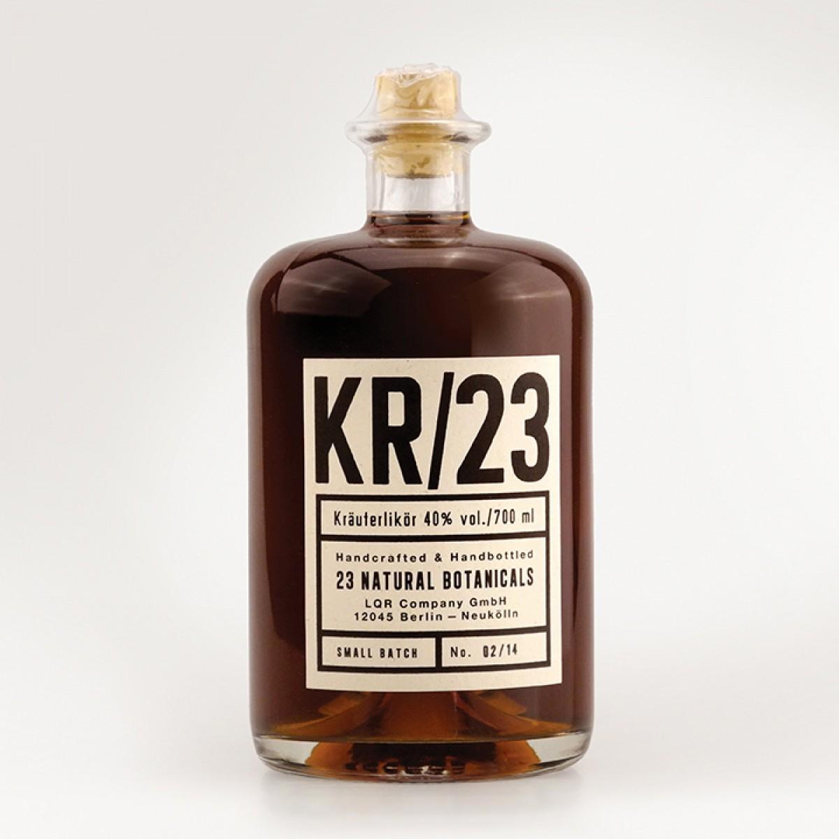 The Liquor Company - KR/23 - Berliner Kräuterlikör (0,7l)