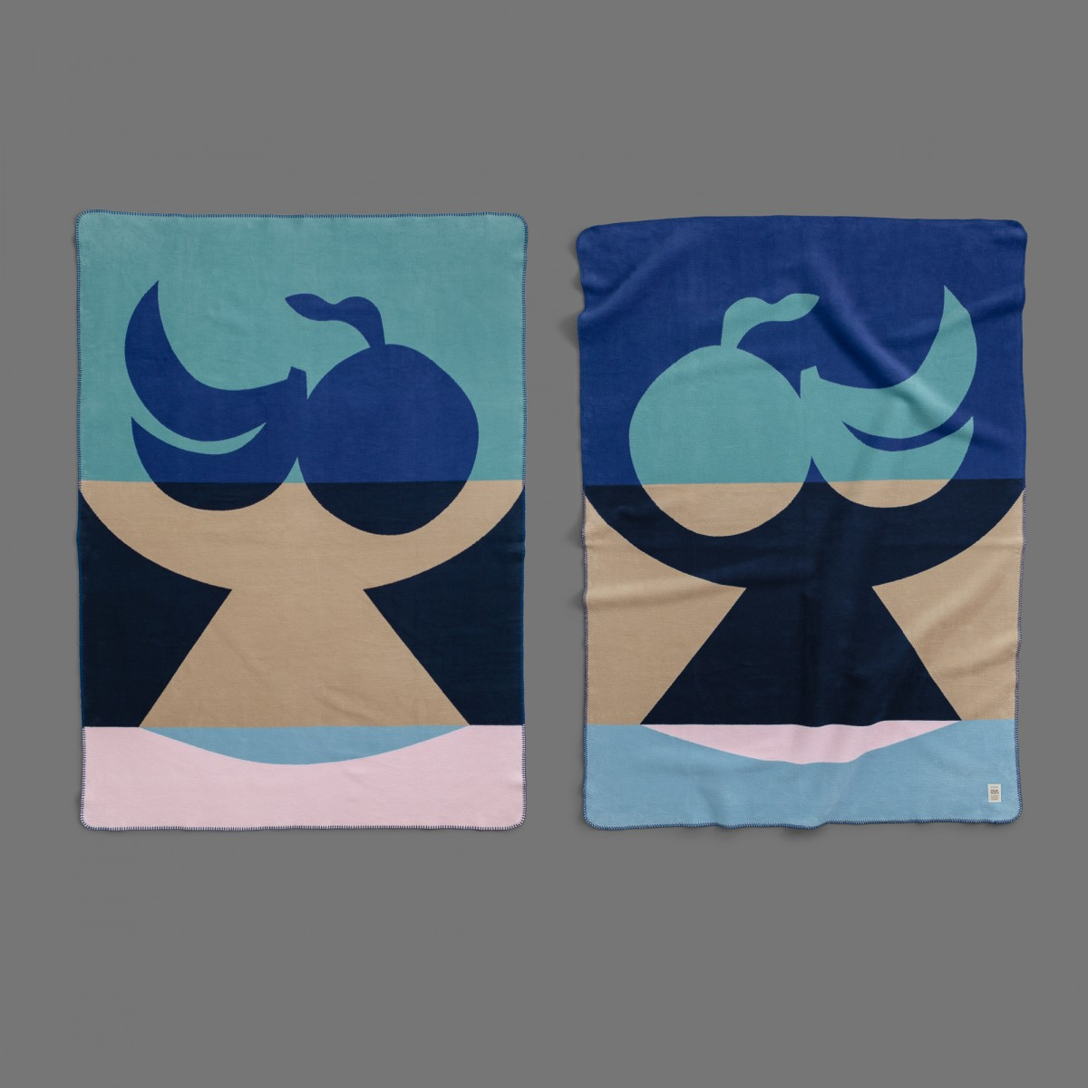 """Kumi Mood - Decke """"Frutti"""" 200 x 150 cm"""