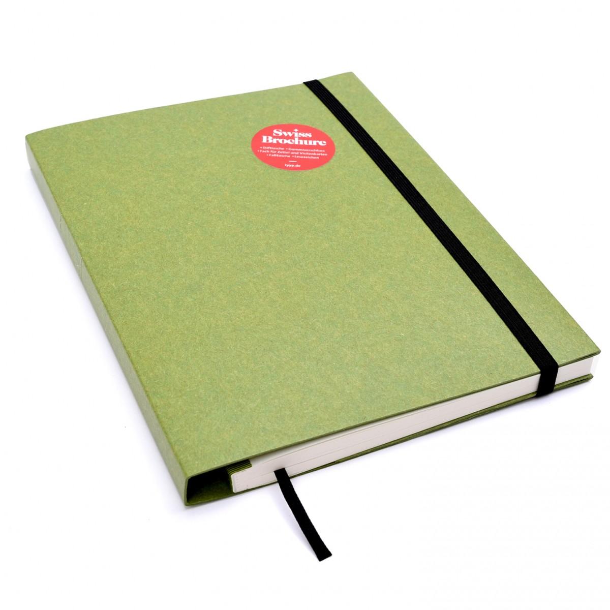 tyyp Notizbuch Schweizer Broschur - DIN A5+