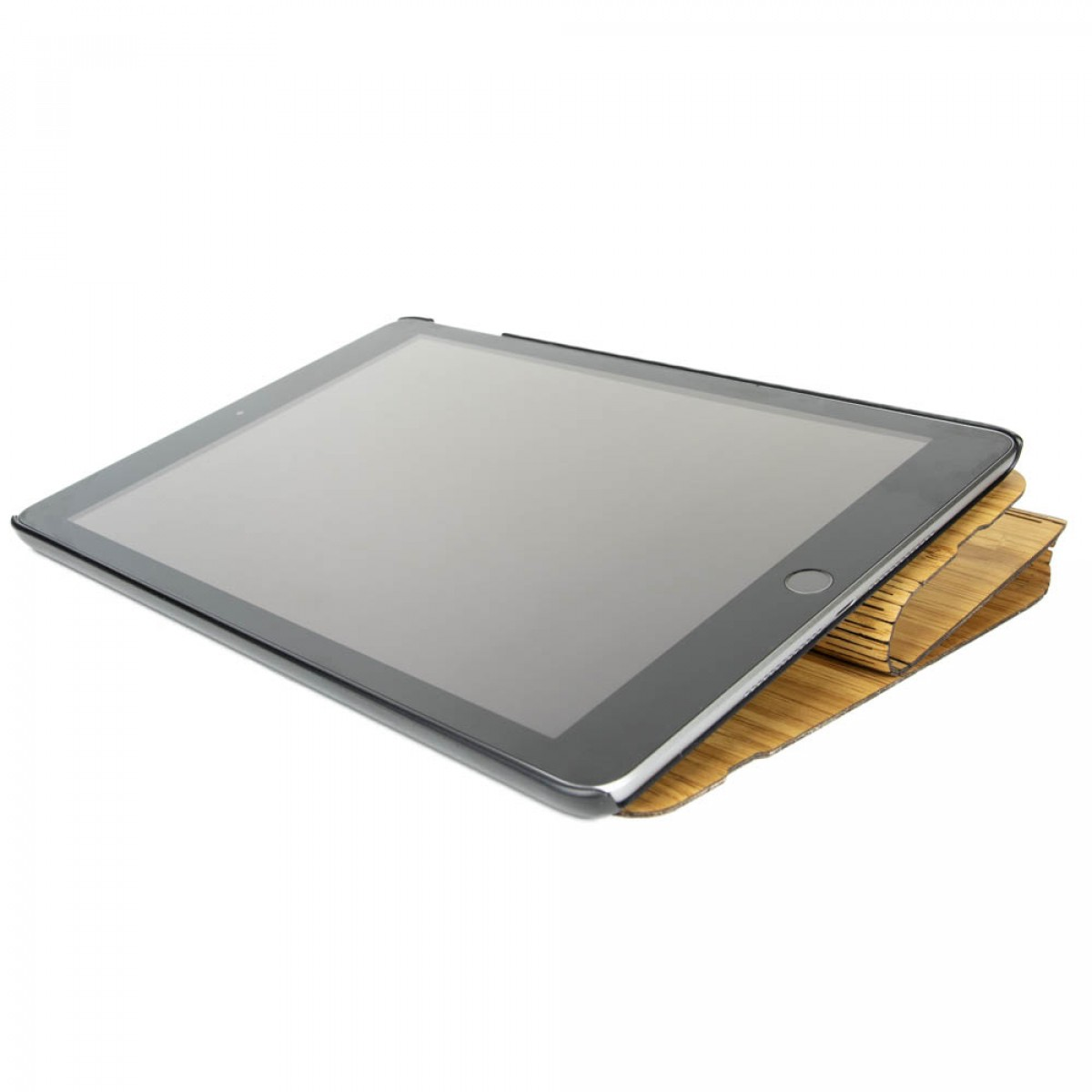 JUNGHOLZ Design WoodCase, Tablet, Bambus, iPad 5. & 6. Generation