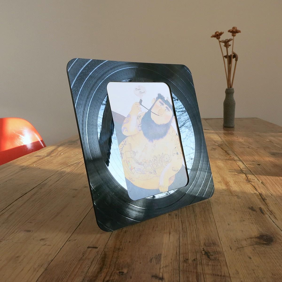 Lockengelöt Picture Disc - Magnetischer Bilderrahmen aus Schallplatten