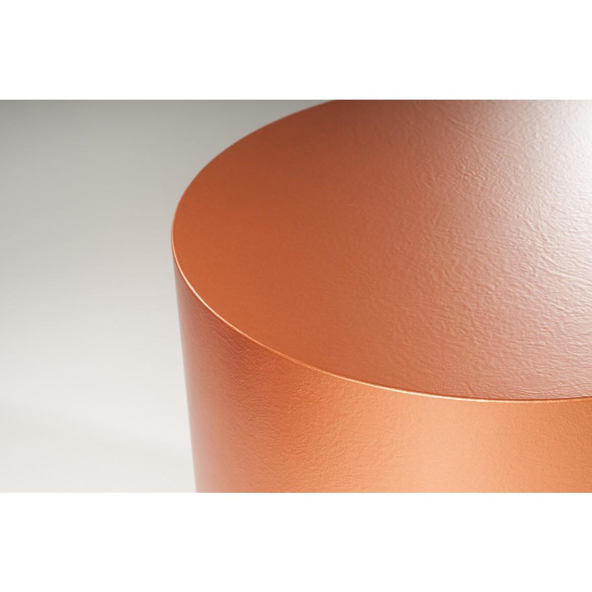 LOOPO, kupfer - Beistelltisch - Hocker - Möbel