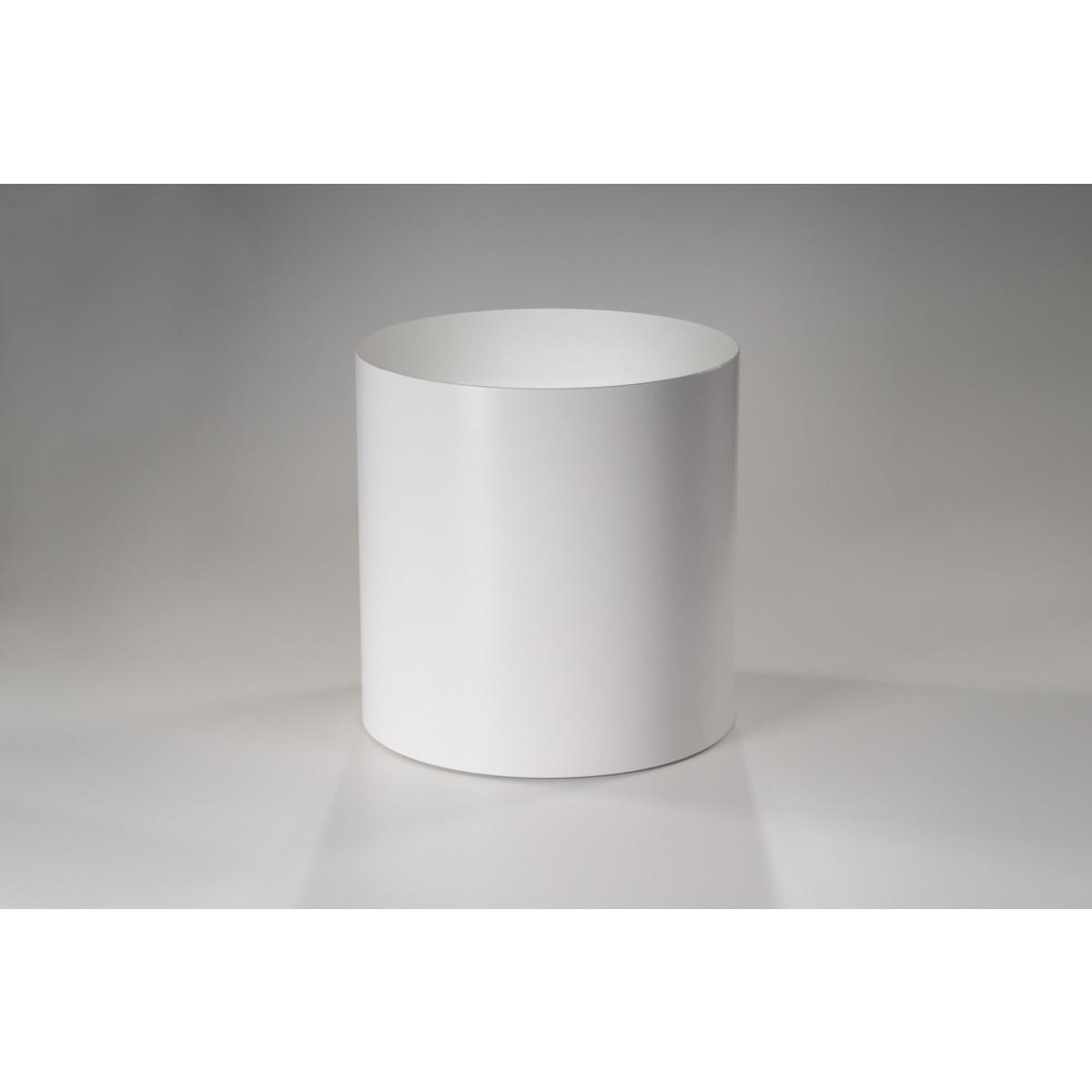 Lupadesign LOOPO, weiss - Beistelltisch - Hocker - Möbel