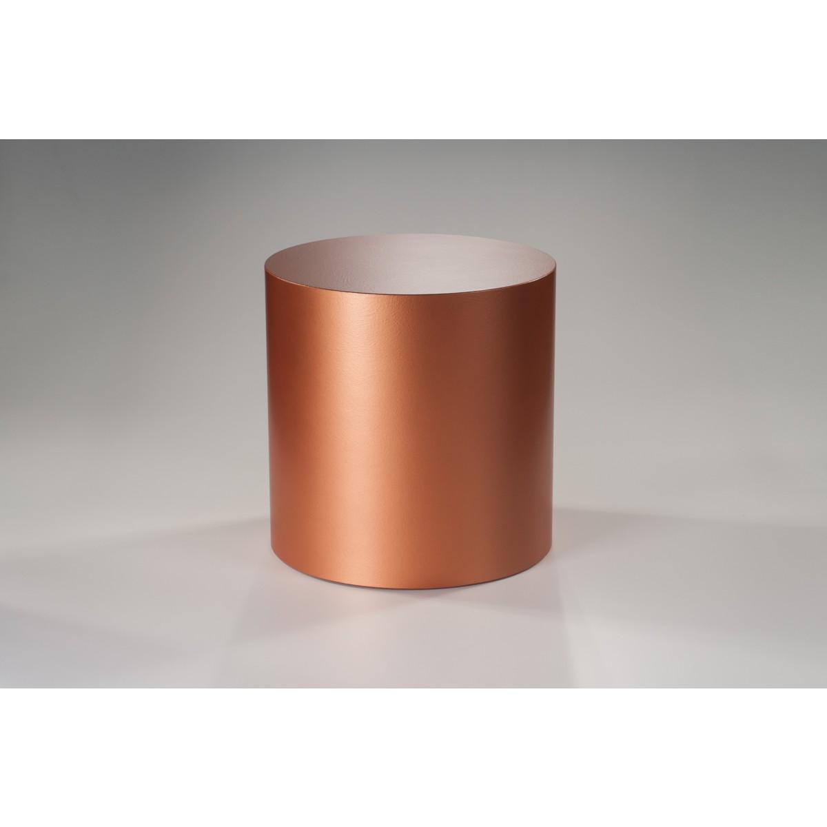 Lupadesign LOOPO, kupfer - Beistelltisch - Hocker - Möbel