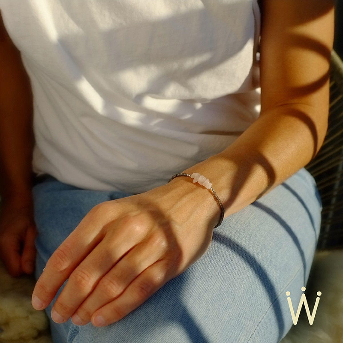 'Lovely Rose' Armband von Weiskönig Jewelry
