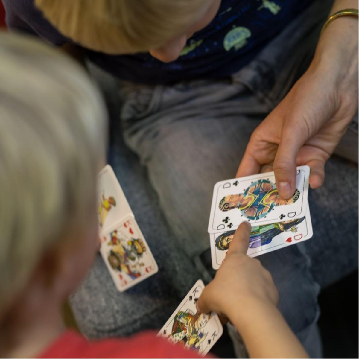 Spielköpfe Geschenkeset: Das komplette Deck
