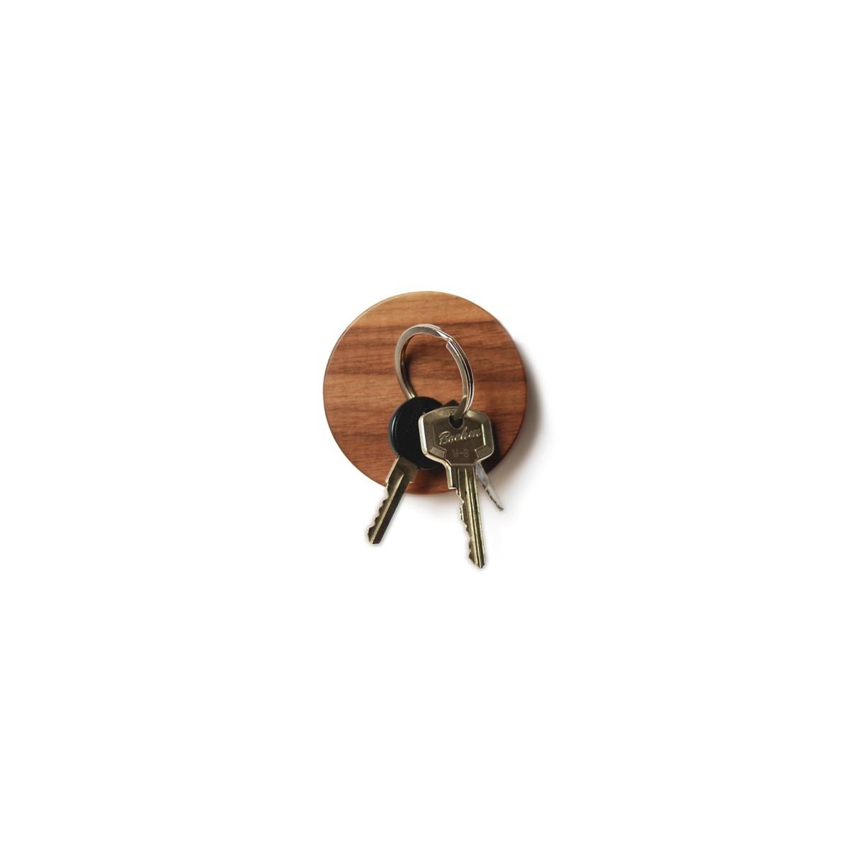 Schlüsselmagnet rund Größe 'L' - extrastark - von LUMENQI
