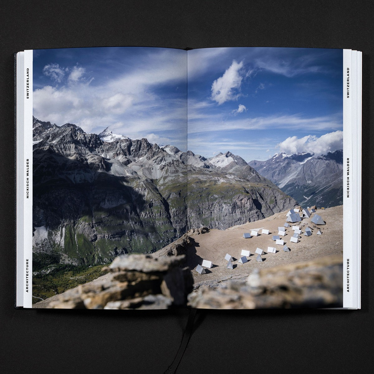 """Makers Bible """"The Alps"""""""