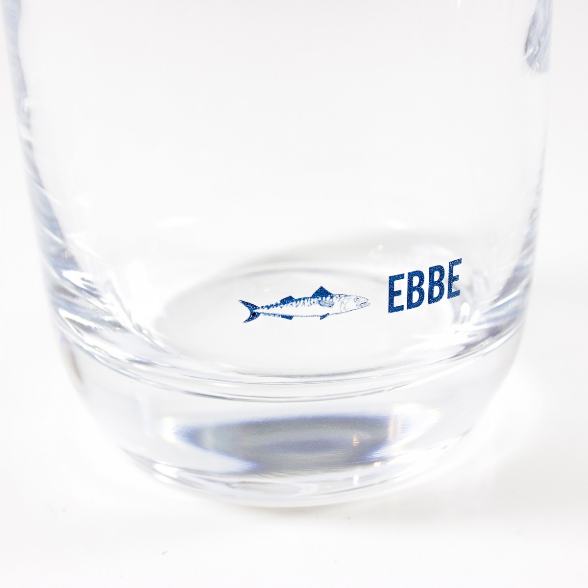 Bow & Hummingbird Kristallglas Ebbe & Flut