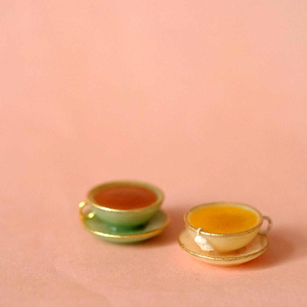 minischmidt miniCAFE Teetasse Anhänger