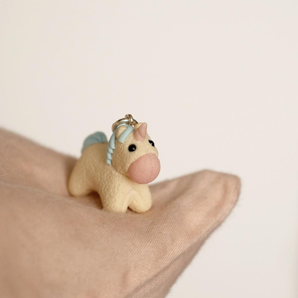 minischmidt miniHELMUT Baby Kuscheleinhorn