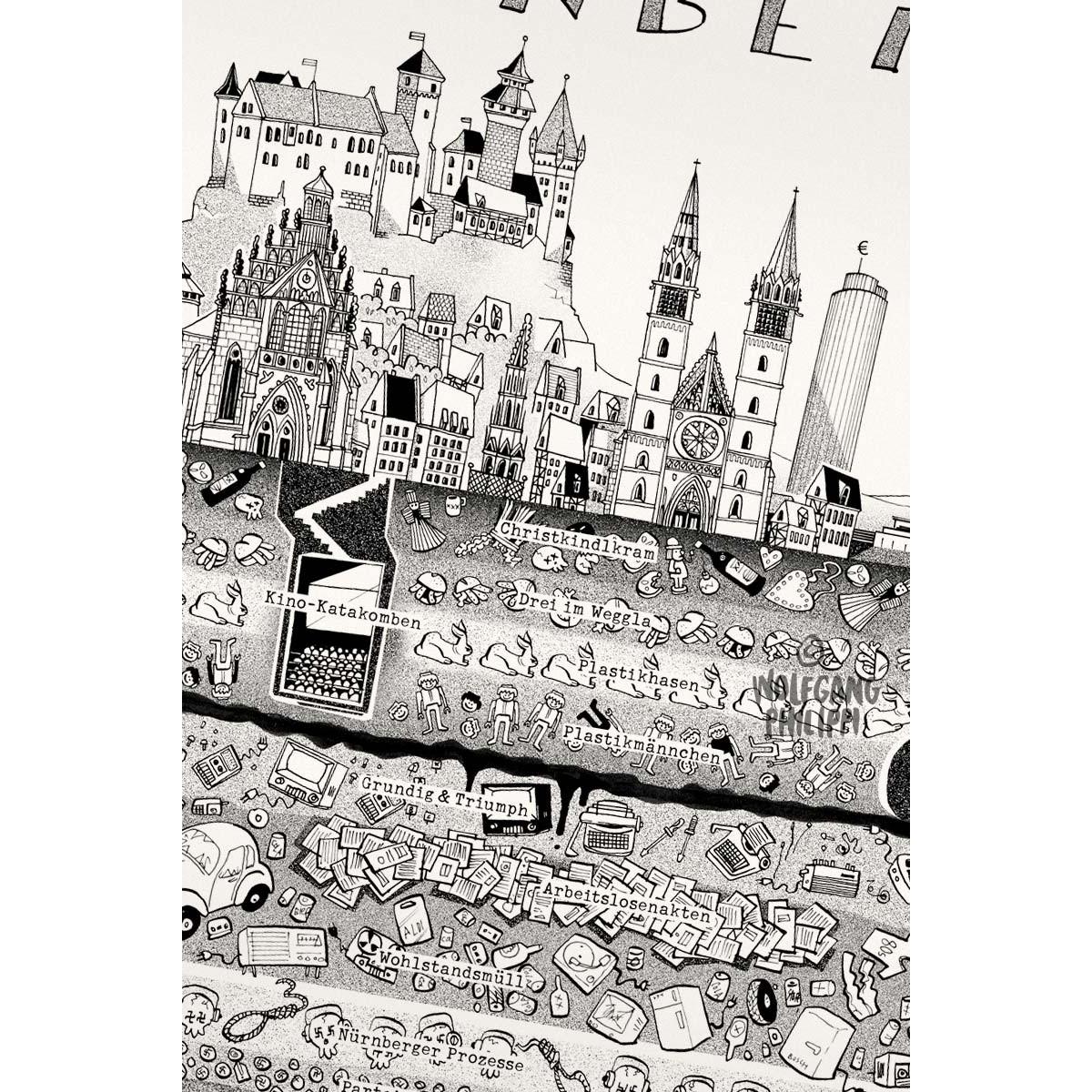 Nürnberg Plakat