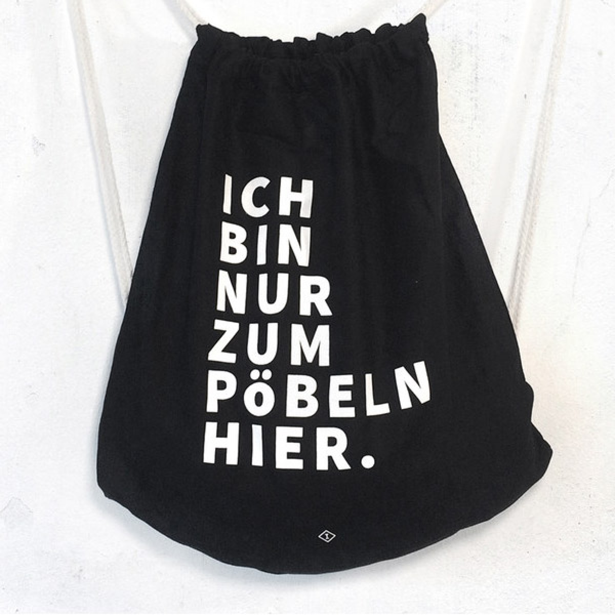 typealive / Rucksack Turnbeutel Pöbeln