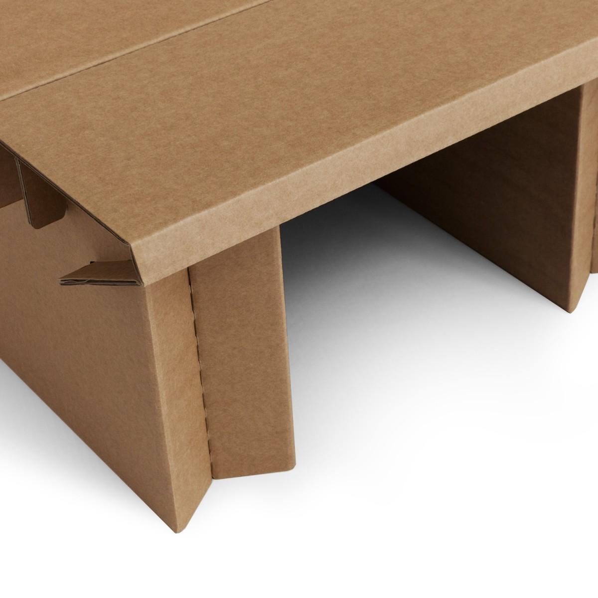 STANGE DESIGN Pappbett DREAM 135 cm