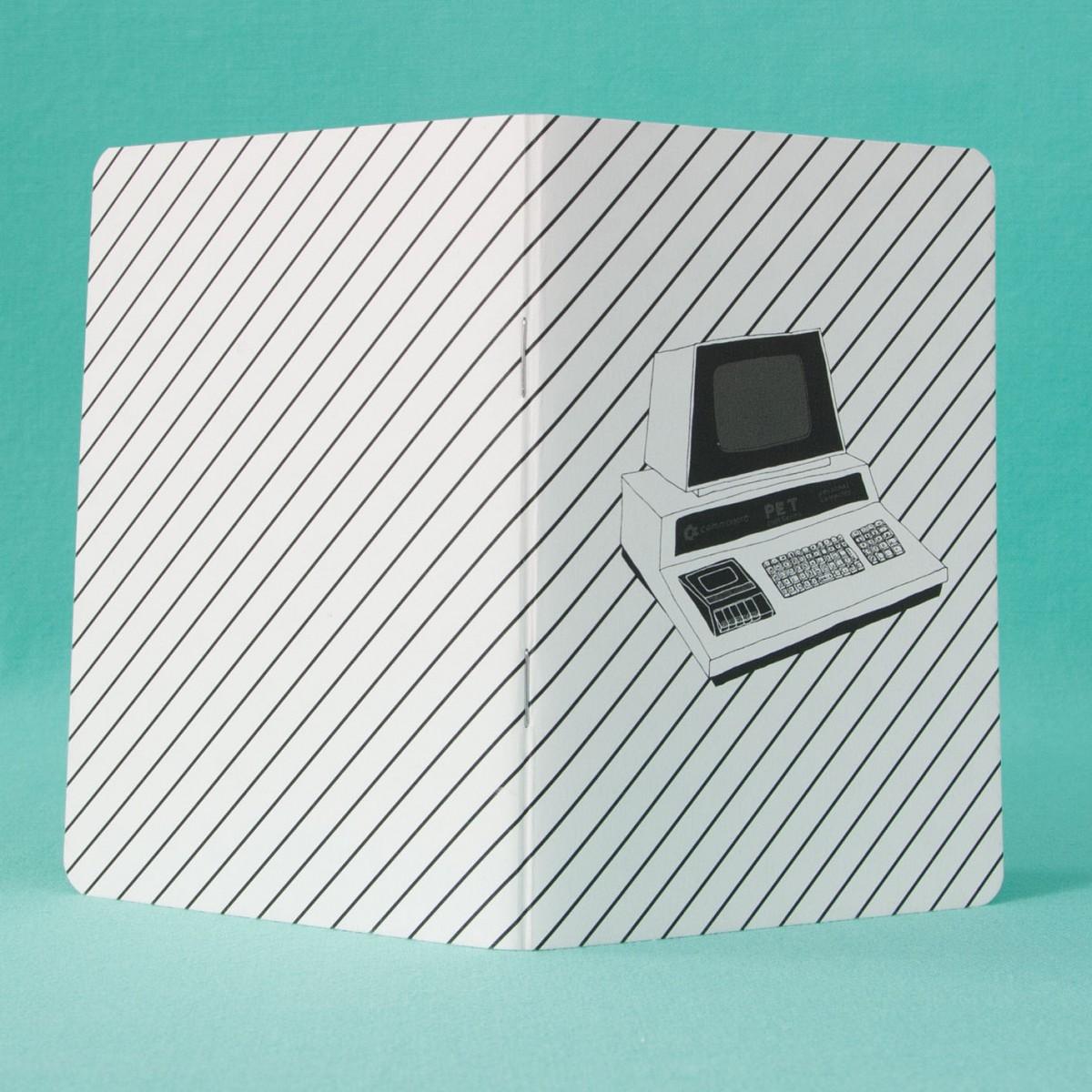 / Notizheft - A6 - Commodore