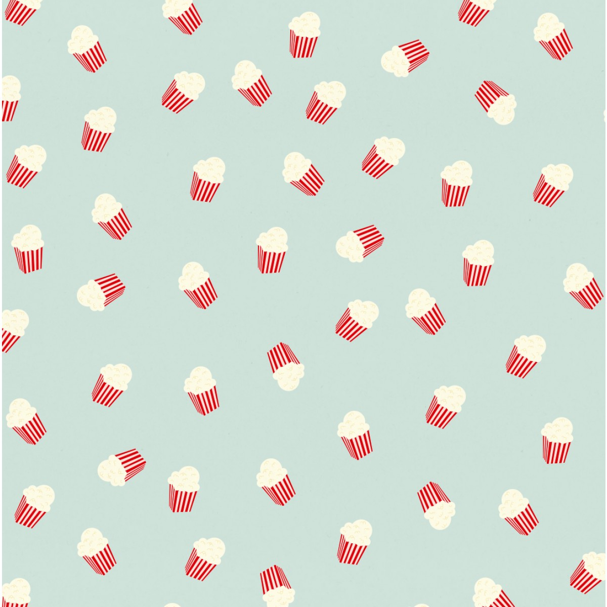 "Edith schmuckes Papier ""Popcorn"" Geschenkpapier"