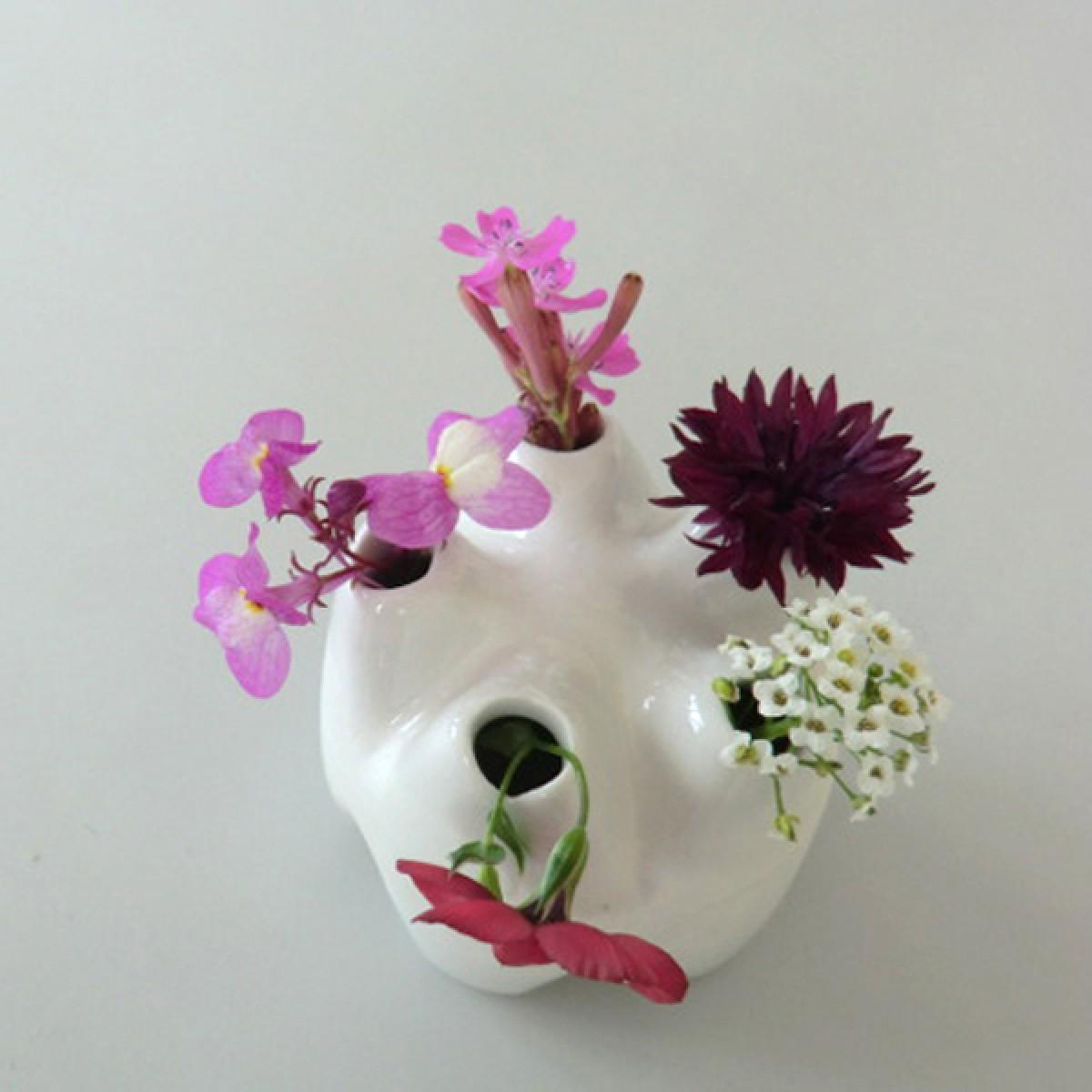 save 5 Blumenvase