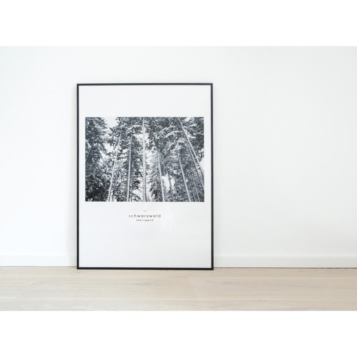 Daheim Sein – Poster Überragend