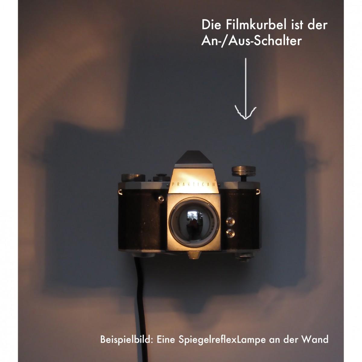 SpiegelreflexLampe Zenit-E