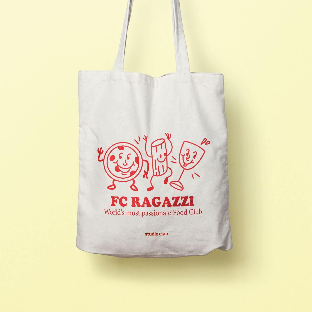 FC Ragazzi Jutebeutel – studio ciao