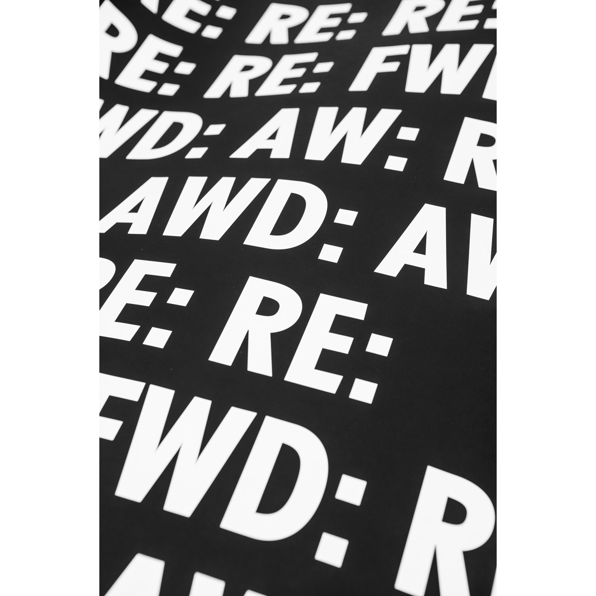 Donnie O'Sullivan – Work (Reply) Poster (70x100 cm)