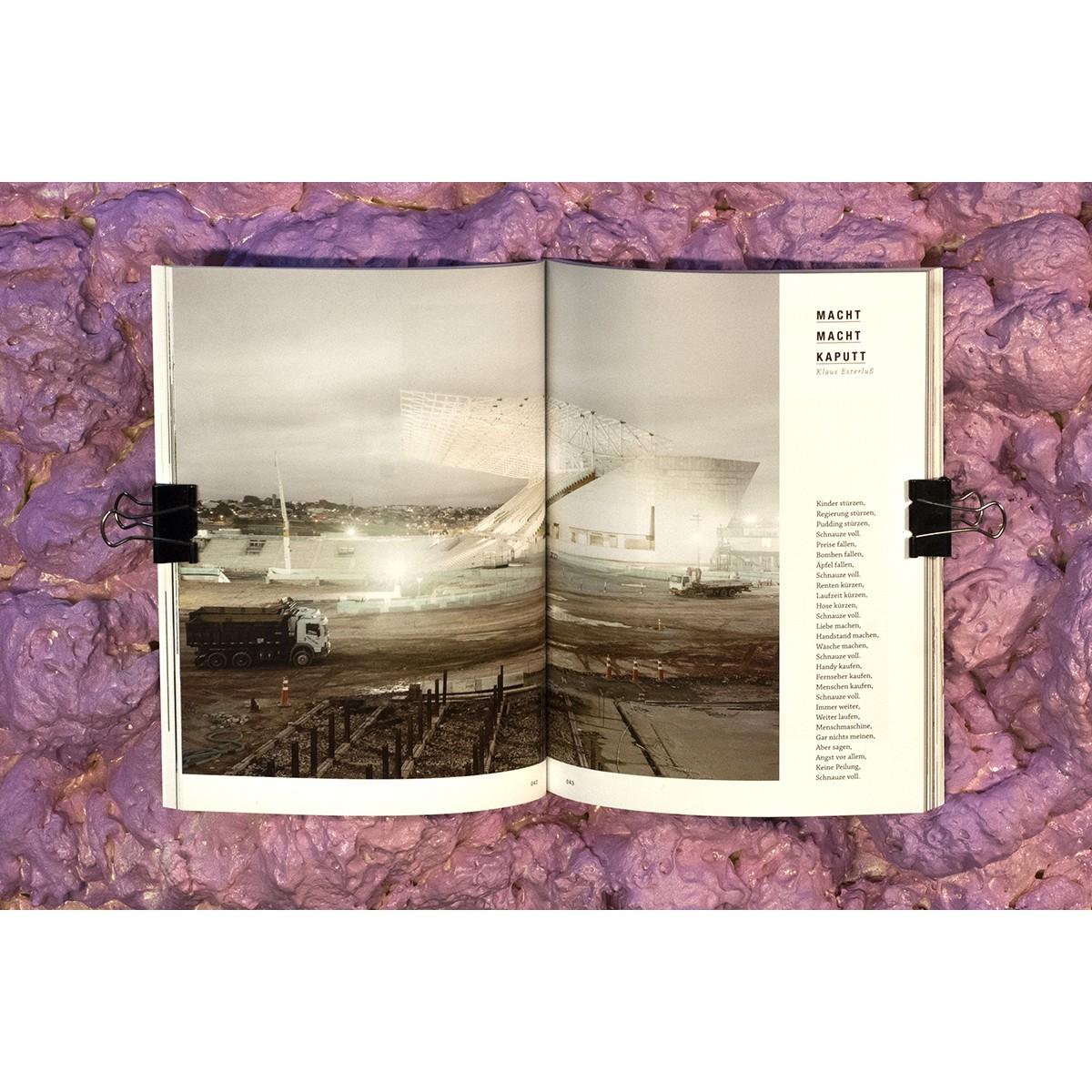 """HANT – Magazin für Fotografie / Ausgabe 06 """"DIE SCHNAUZE VOLL"""""""
