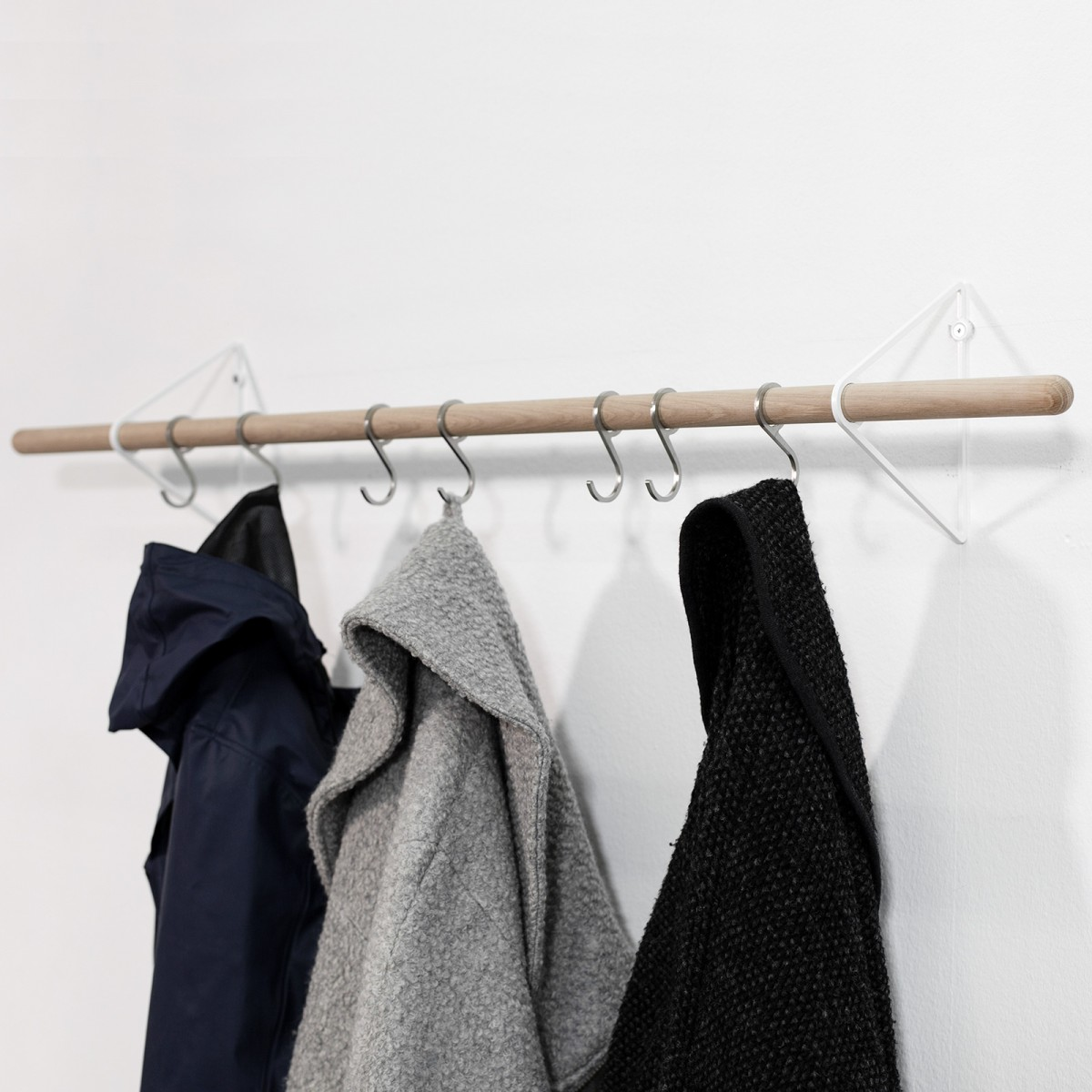 SOLID Flurgarderobe – Result Objects