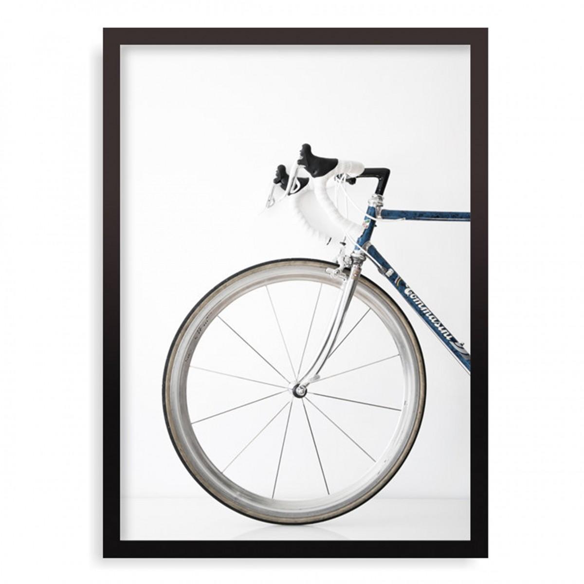 "nahili ARTPRINT / POSTER ""ride my BIKE"" Fahrrad Liebe (DIN A1/A3 & 50x70cm)"