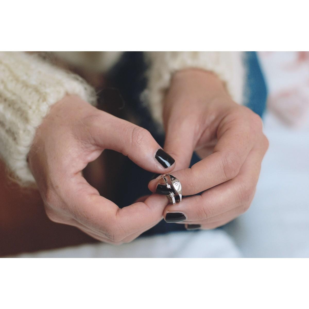 iloveblossom STARSHINE Ring