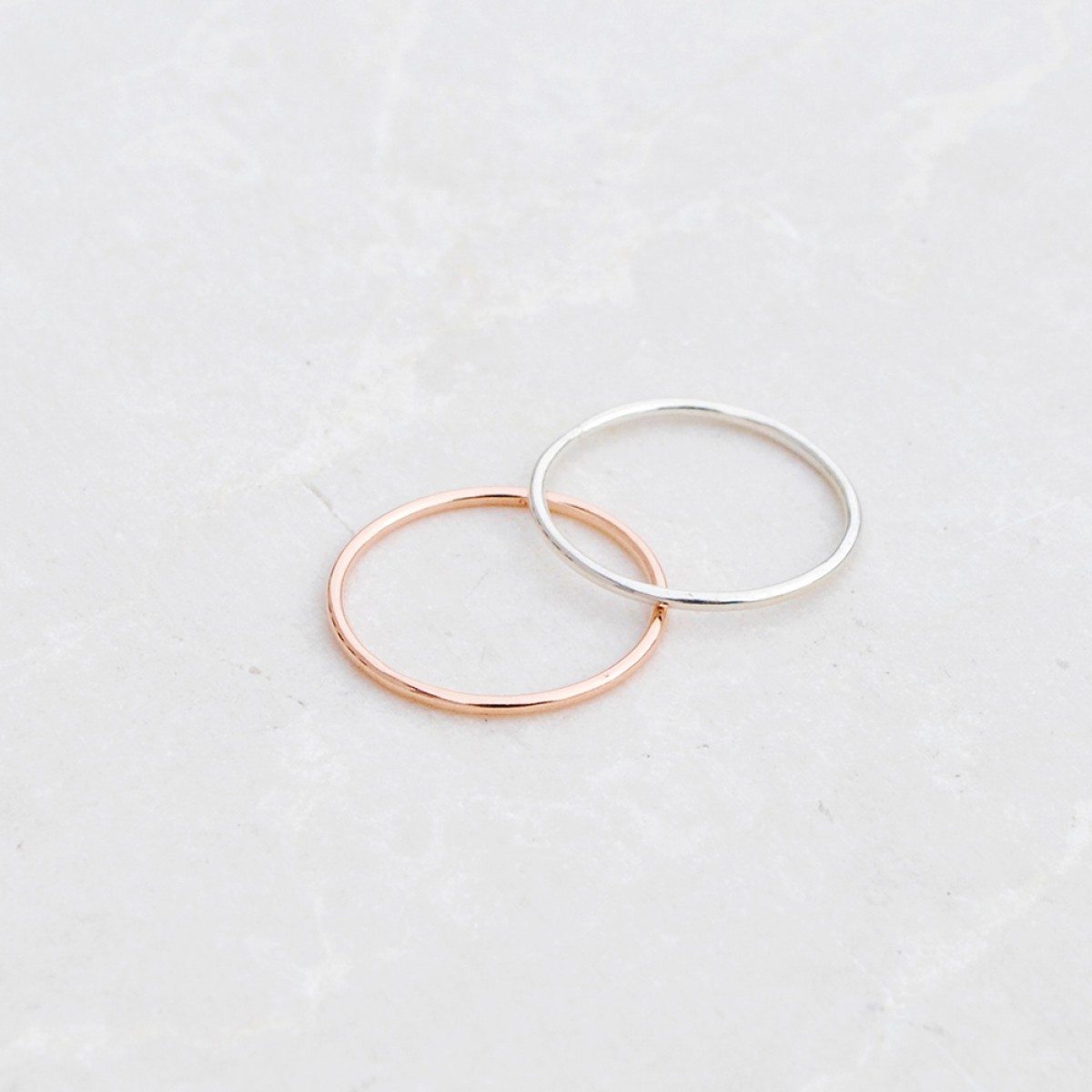 iloveblossom SIMPLE THINGS RING // rosé