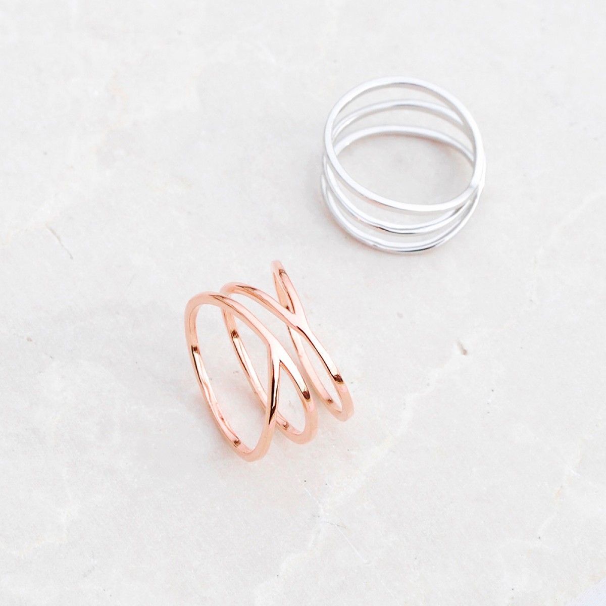 iloveblossom TRUE BEAUTY RING // silver