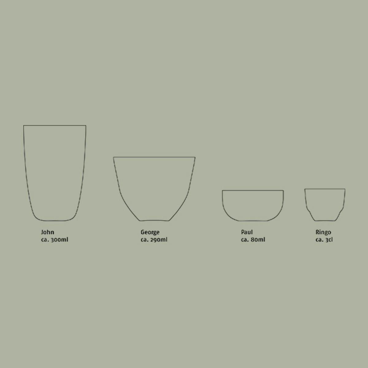 "Raku-Cup ""Ringo"" Typ Q – studio.drei"