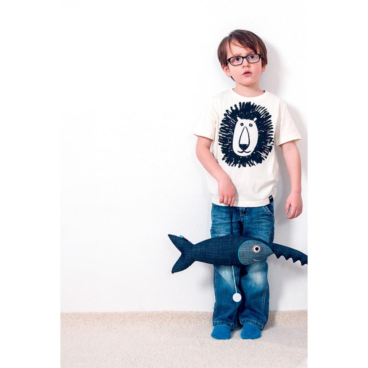 MIALI Spieluhr Sägefisch Fred 02