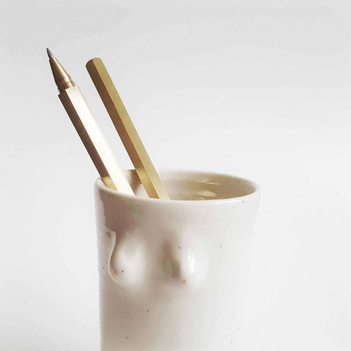 B**BS Vase Keramik – schöneschwester