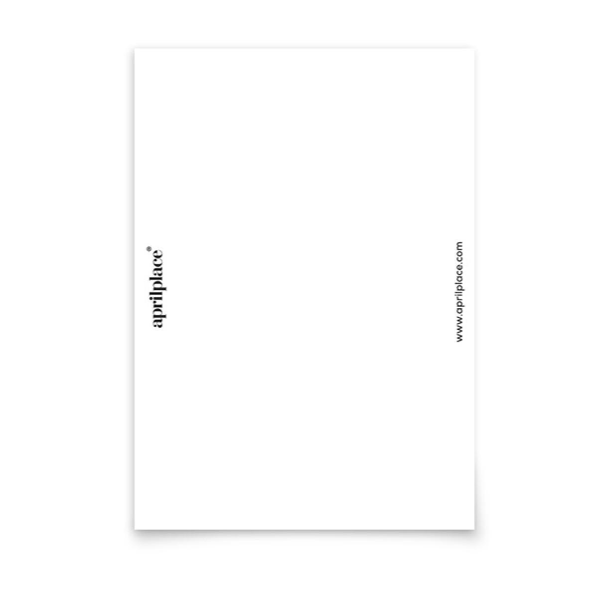 aprilplace // You and Me // Postkarte Din A6