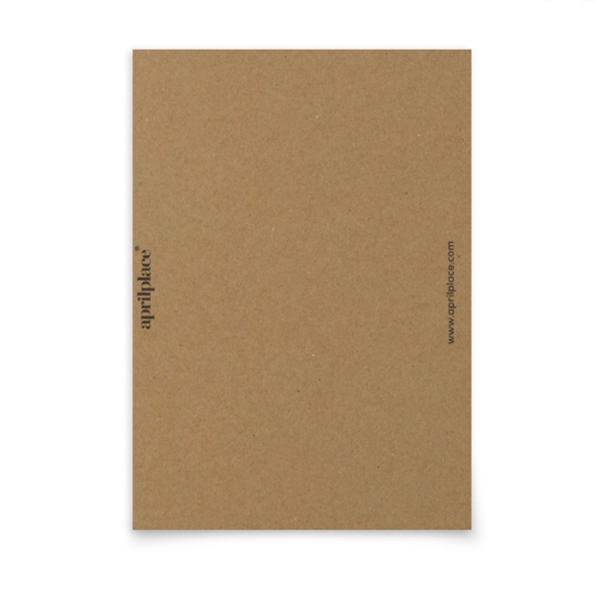 aprilplace // Erwachsen // Postkarte Din A6