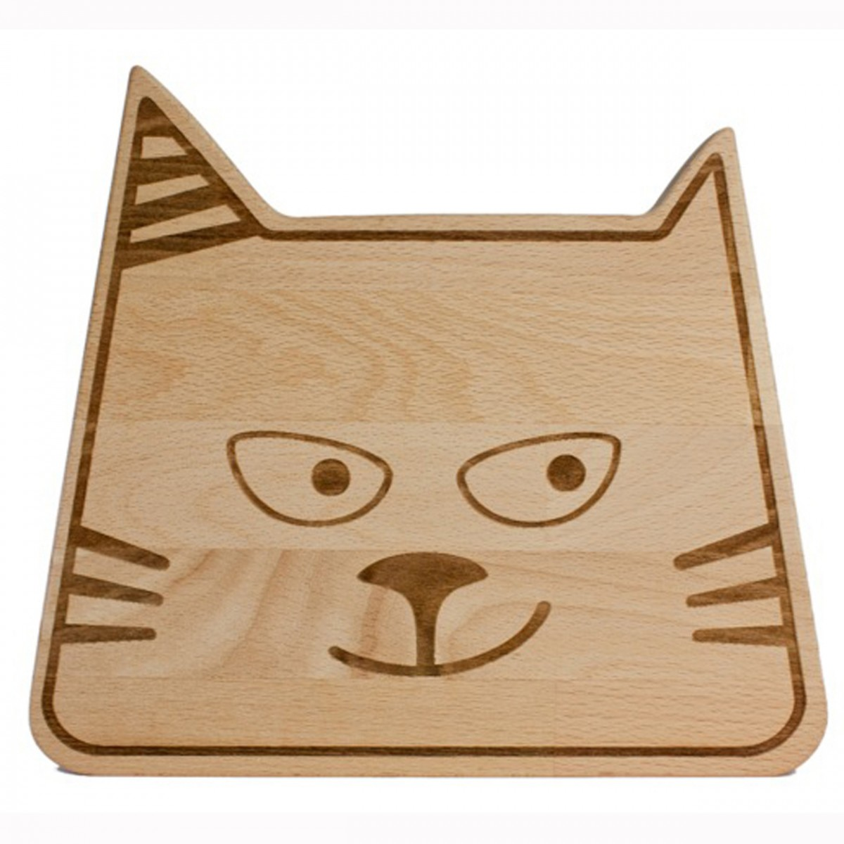 julica-design MonTi Cat Frühstücksbrettchen