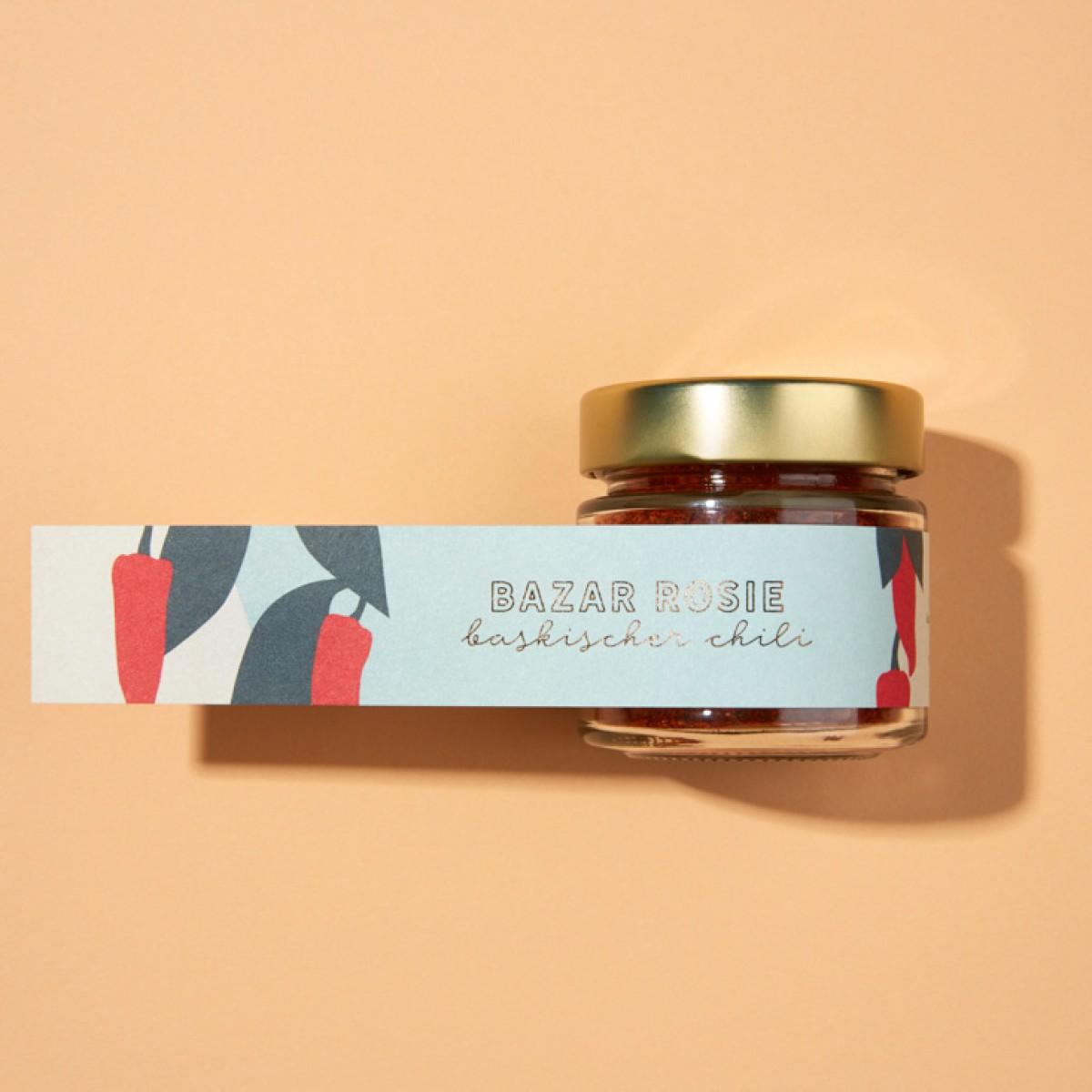 Bazar Rosie - Baskischer Chili (50g)