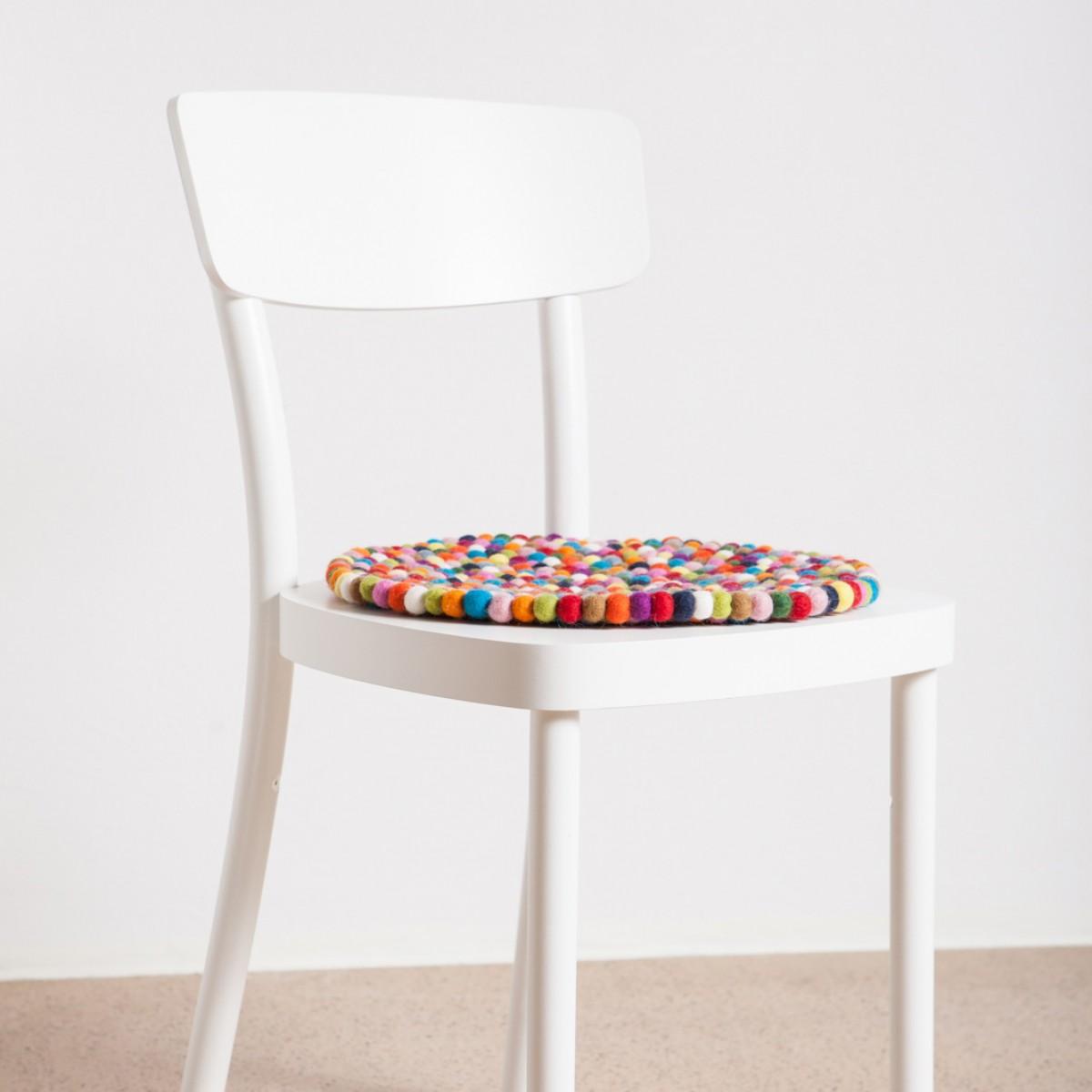 myfelt Lotte Sitzauflage rund