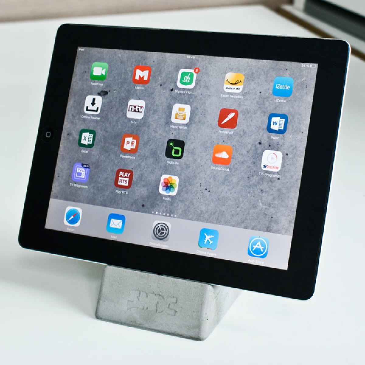 SMOC - Smartphone- und Tablethalter (Smartphonedock)