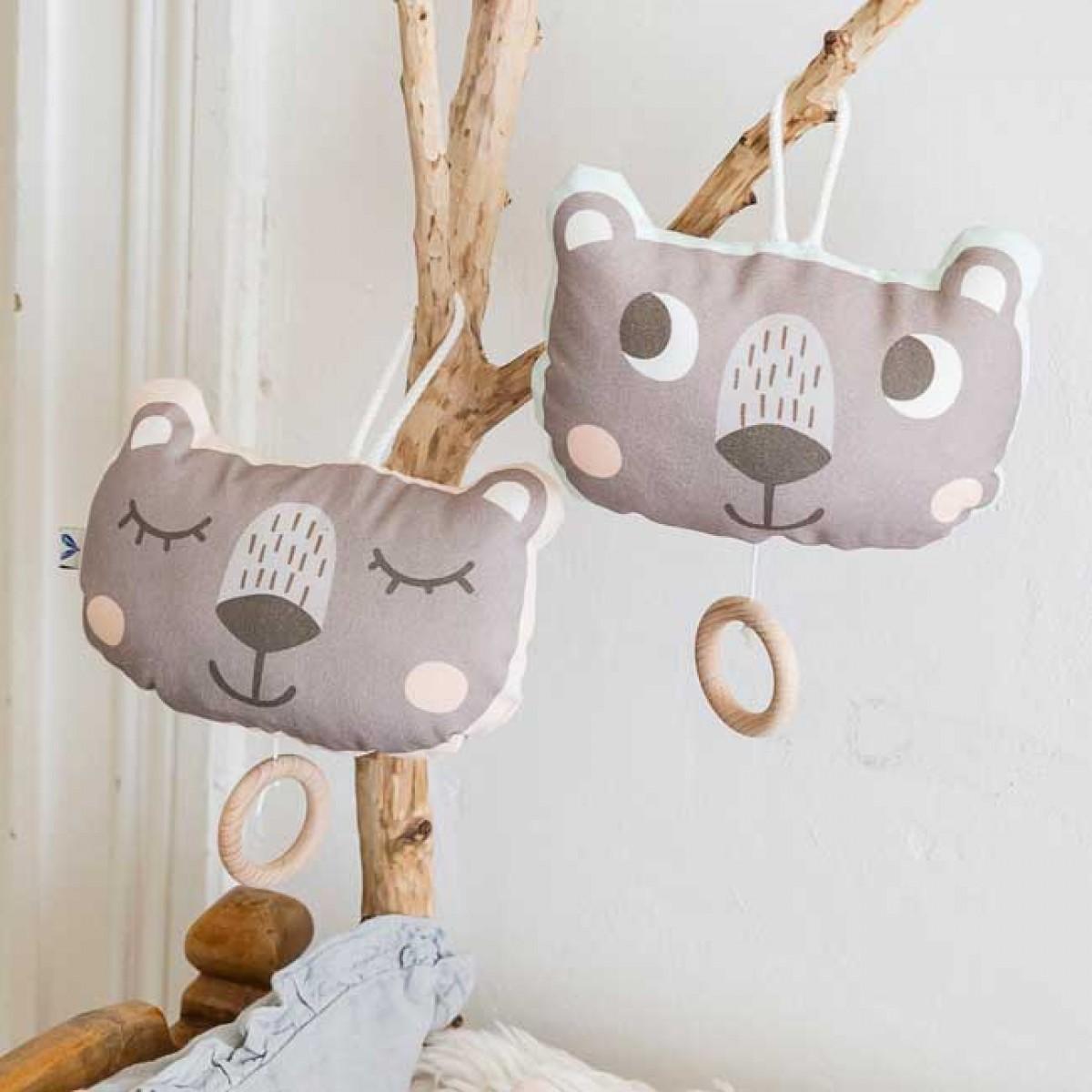 Spieluhr Bär
