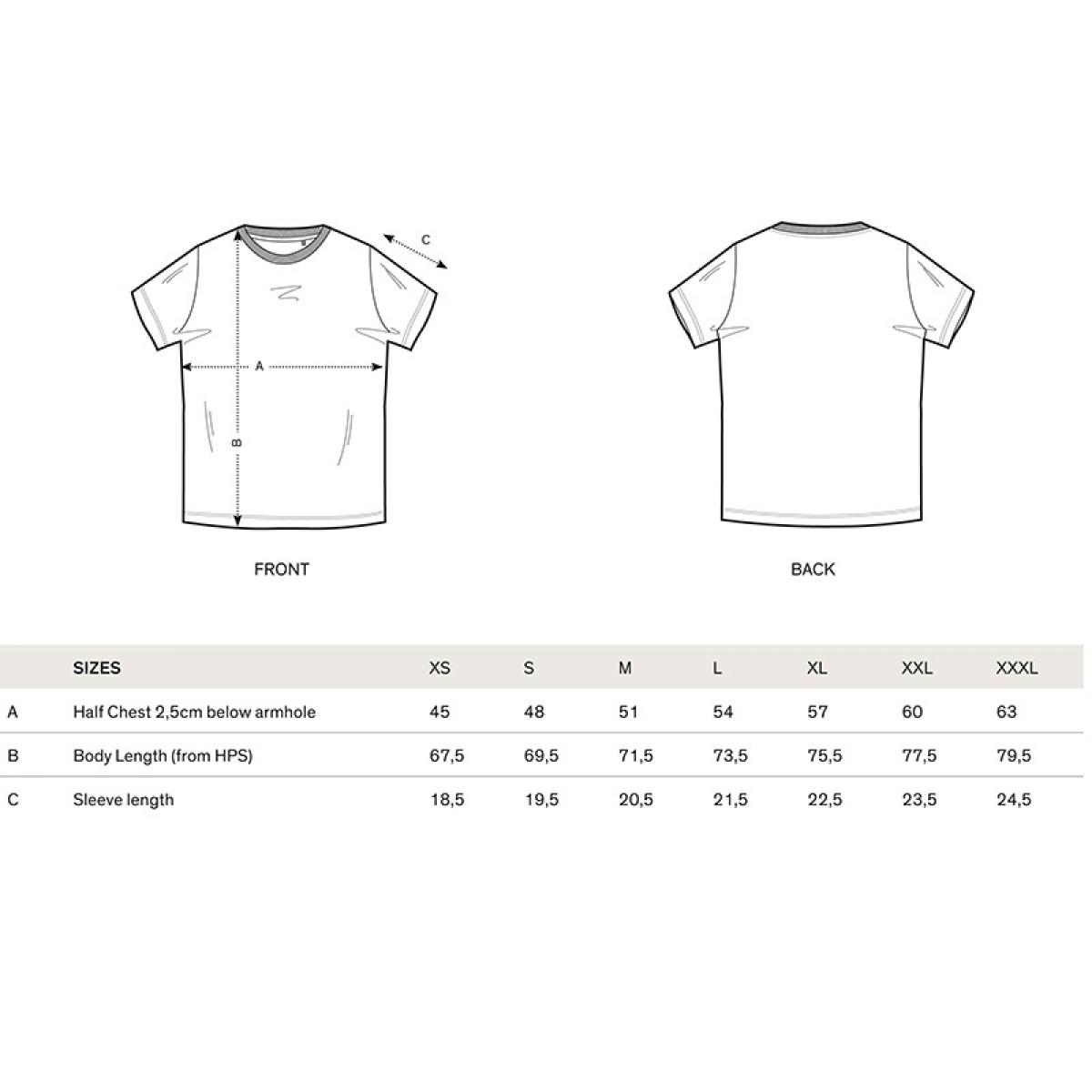 Jase34 – Per Aspera Ad Astra - Mens Organic Cotton Classic T-Shirt