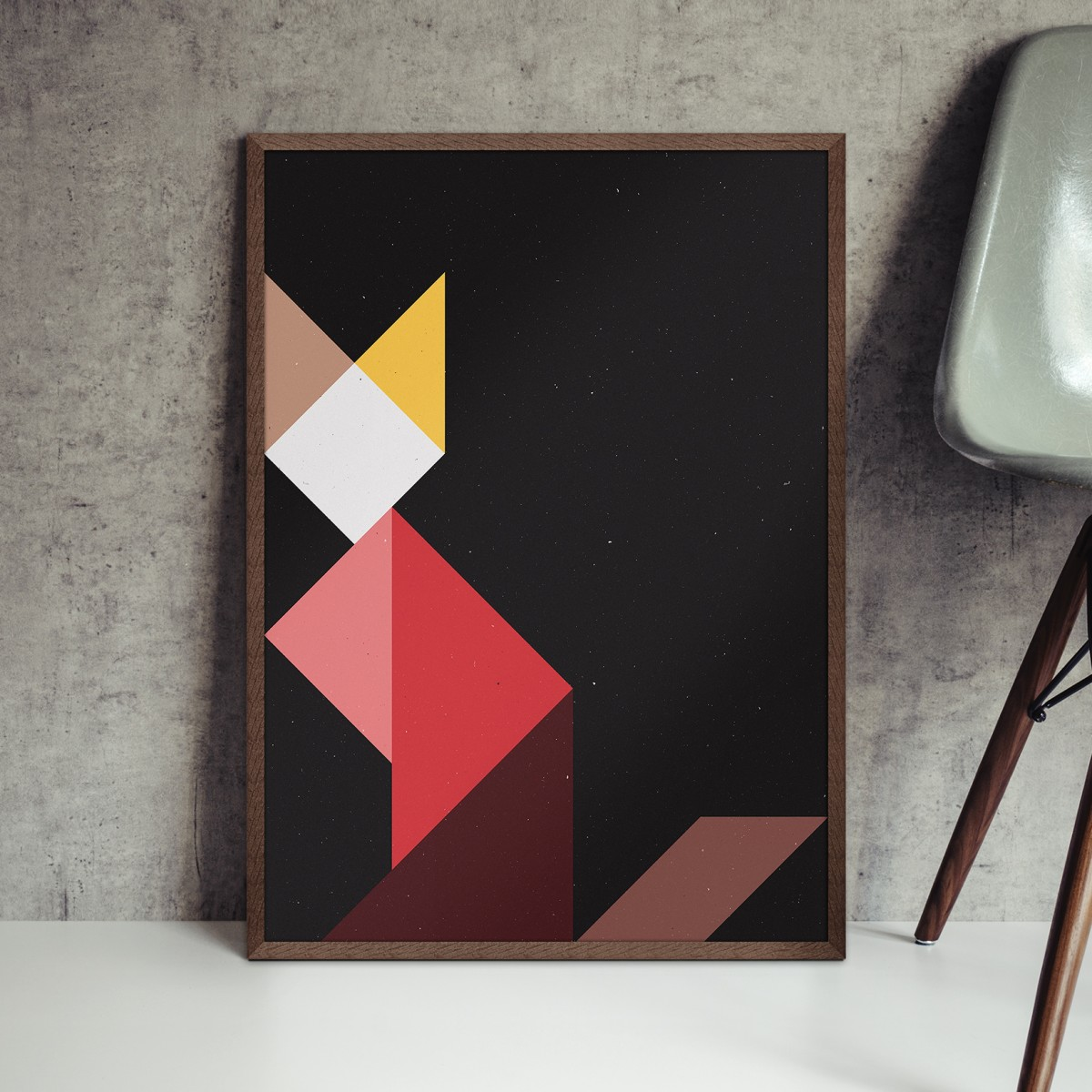 stellavie Tangram, Fox
