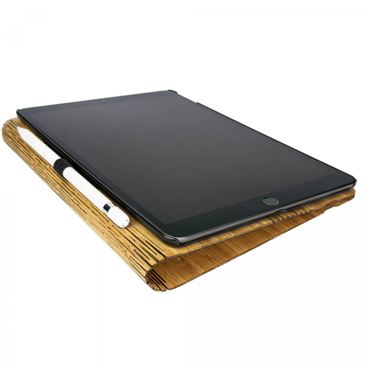 JUNGHOLZ Design WoodCase, Tablet, Bambus, iPad Air 10.5'' 3.Generation