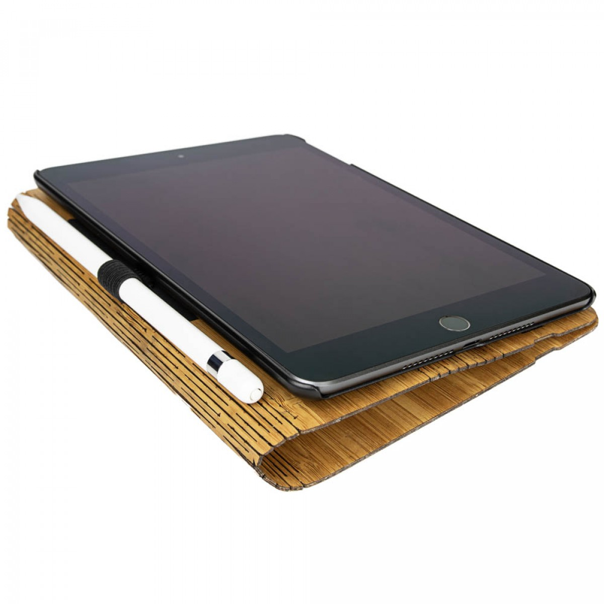 JUNGHOLZ Design WoodCase, Tablet, Bambus, iPad Mini 5.Generation