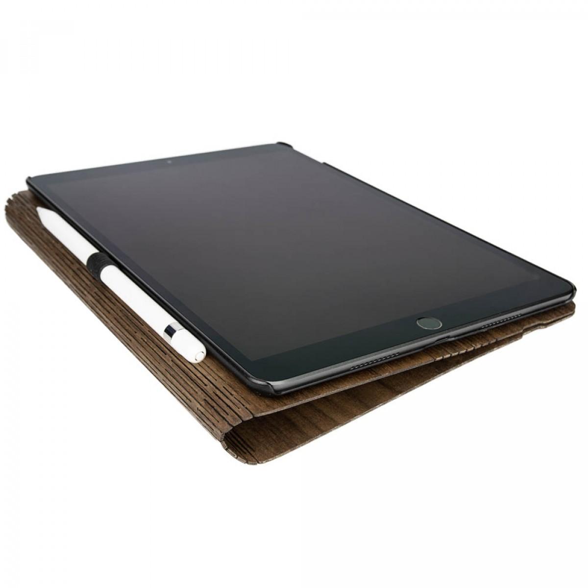 JUNGHOLZ Design WoodCase, Tablet, Walnuss, iPad Pro 10.5''