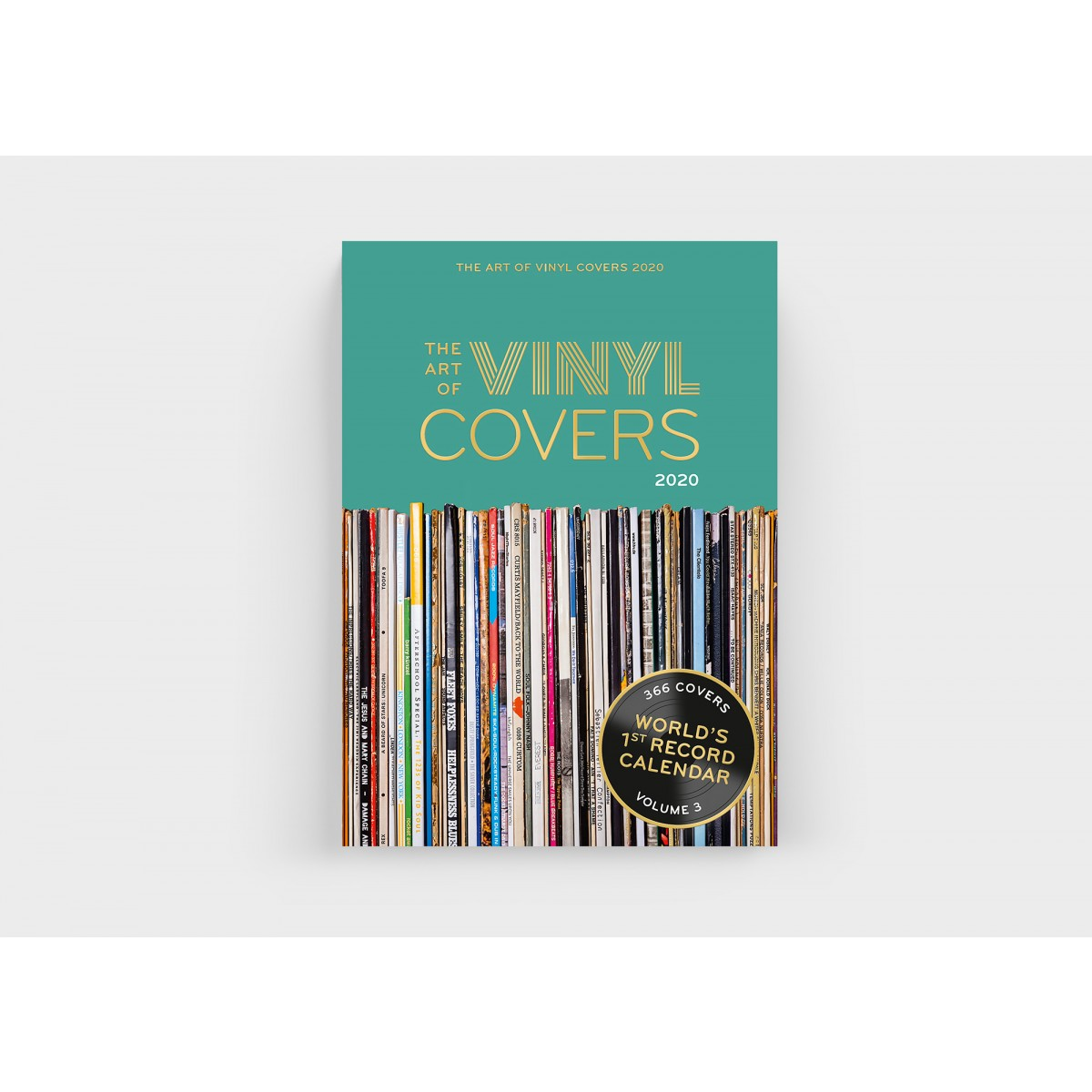 The Art of Vinyl Covers 2020 von seltmann+söhne